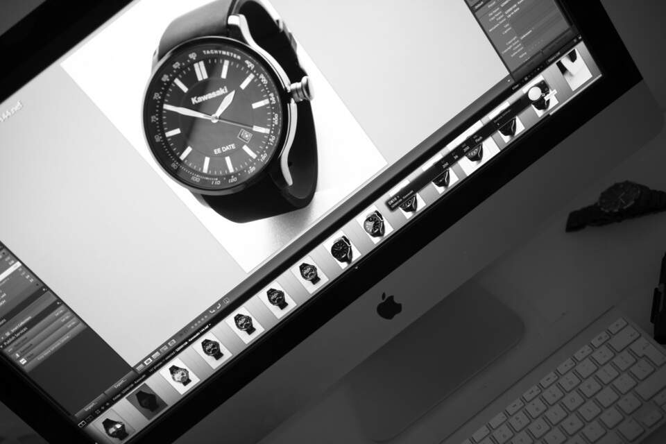 Kawasaki, Watch, GIF, Animation, Studio Zelden Zurich, Imageproduction, Imagepresentation