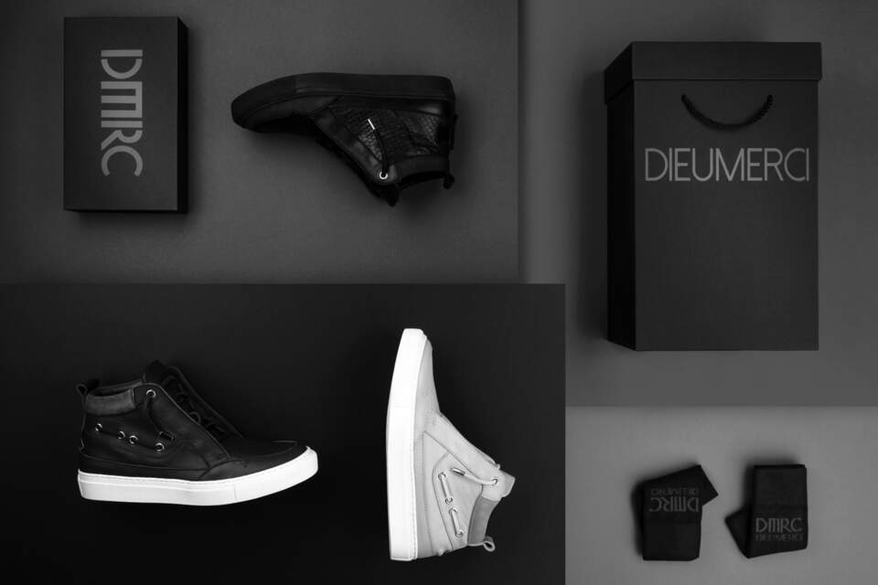 Studio Zelden, Dieumerci, Sneakers, Still, Flatlay, Productpresentation