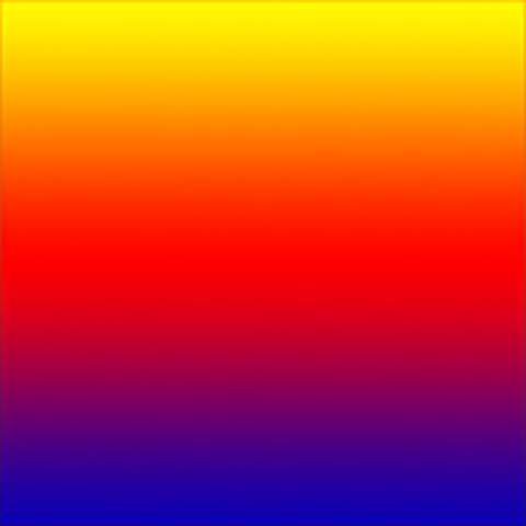 Overlay, Yellow, Red, Blue