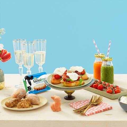 Studio Zelden Zurich, Campaign Image, Advertising Photography, Arla, Food Styling, Food Photography, Creative Agency