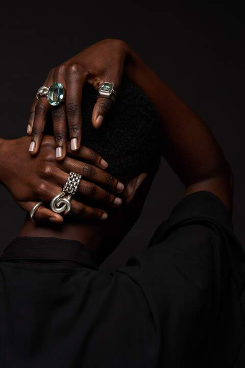 Jewelry, Styling fotografie, Styling, Creative Agency, Studio Zelden Zurich, Editorial, Model Shoot