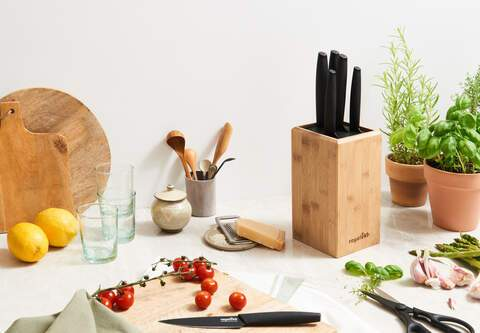 Royal VKB, Knife set, Campagne, Studio Zelden Zurich, Editorial, Branding, Visual-ID
