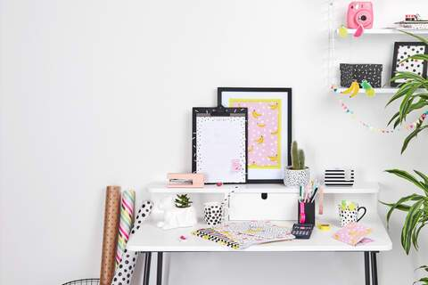 Styling, Hema, Office Supplies, Desk, Studio Zelden Zurich, Styling fotografie